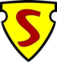 símbolo da HQ Action Comics #7