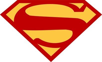 símbolo de 1952 da série Adventures of Superman