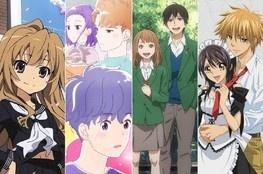 Os 15 melhores animes de romance escolar para mexer com seu coração