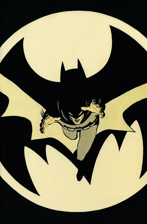 batman David Mazzucchelli