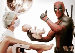 9 lições insanas de paternidade por Ryan Reynolds