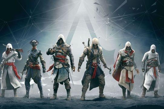 A ordem cronológica correta de Assassin's Creed!