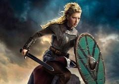 A origem real de Lagertha, a guerreira feroz de Vikings