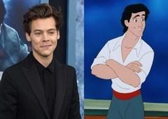 A Pequena Sereia | Harry Styles recusa papel de príncipe Eric! (?)