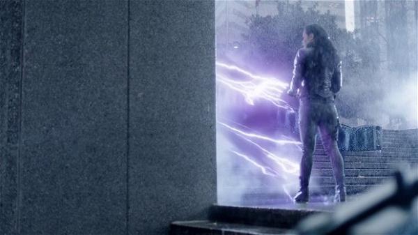homem acelerado flash