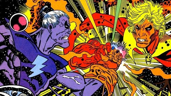 Adam Warlock vs Magus