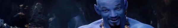 Aladdin | Fã insere rosto de Robin Williams em Gênio de Will Smith