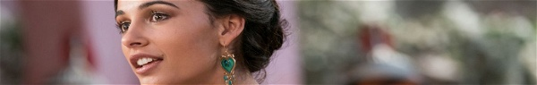 Aladdin | Novas fotos mostram os incríveis figurinos de Jasmine
