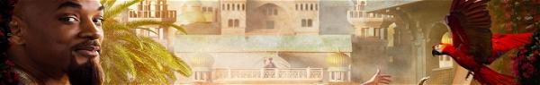 Aladdin | Novo vídeo mostra os bastidores da construção de Agrabah!
