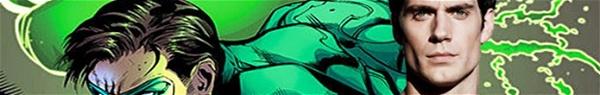 Alguém nos explica o amor de Henry Cavill pelo Lanterna Verde?