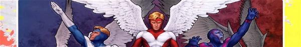 Conheça Anjo, o mutante divino de X-Men