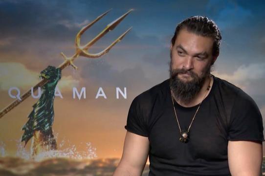 Aquaman 2   Jason Momoa adia filme por protesto a construção no Havaí