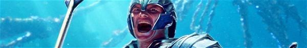 Aquaman 2 | Mestre dos Oceanos não será vilão principal, diz Patrick Wilson
