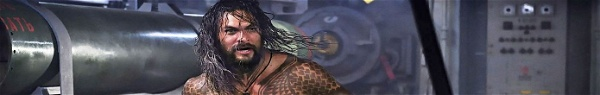 Aquaman: Capa de revista surpreende por semelhança com HQ
