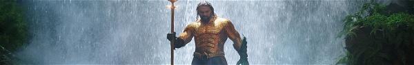 Aquaman: Divididas, críticas apontam que DC está encontrando o caminho