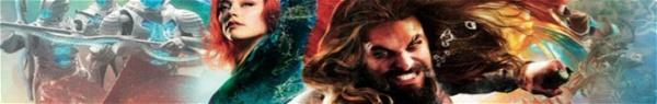 Aquaman: Novos pôsteres incríveis trazem detalhes dos personagens!