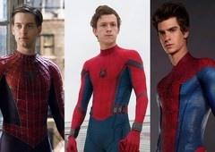 Aranhaverso 2 pode ter crossover dos heróis de Holland, Maguire e Garfield