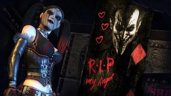 Batman: Arkham City (DLC Harley Quinn's Revenge)