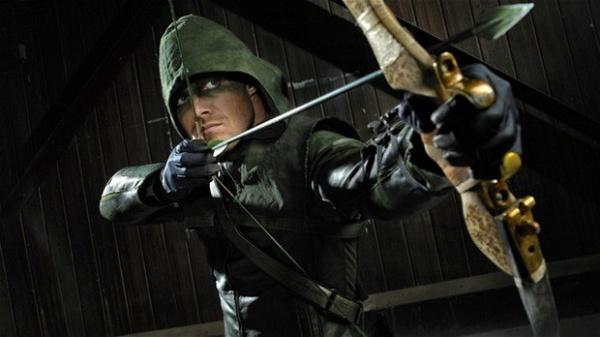 arqueiro verde arrow