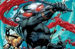 Descubra quem é o Arraia Negra, o maior inimigo do Aquaman