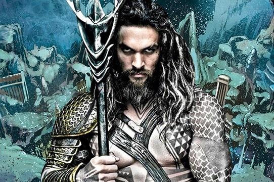 Revelado o vilão do filme solo do Aquaman