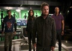 Arrow | Como é que *SPOILER* viajou no tempo?