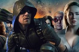 Arrow e Legends of Tomorrow vão terminar após próxima temporada!