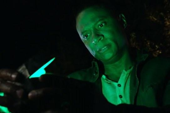 Arrow   Série termina com Diggle se tornando num Lanterna Verde?