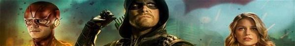 Arrowverse: Batsinal aparece em pôster de novo crossover