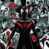 Caia na teia de Miles Morales, o Homem-Aranha do universo Ultimate