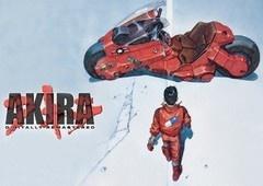Artista divulga pôster de adaptação cancelada de Akira!