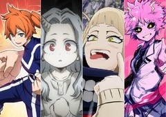 As 10 personagens femininas mais poderosas de Boku No Hero Academia!
