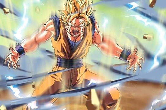 Todas as transformações Super Saiyajin de Dragon Ball