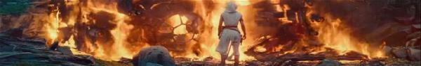 Ascensão Skywalker | Millenium Falcon está EM CHAMAS em novo TV Spot