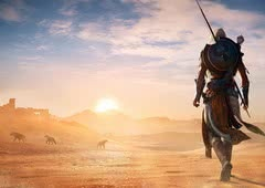 Assassin's Creed Origins ganha trailer ao som de Leonard Cohen!
