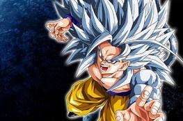 ASSISTA! Video mostra Goku se transformando em Super Saiyajin 5
