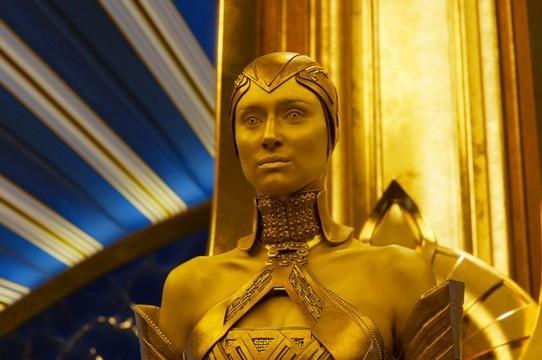 Descubra quem é Ayesha, a mulher de ouro de Guardiões da Galáxia