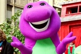 Barney, o dinossauro, ganhará filme live-action com ator de Pantera Negra