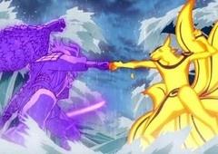 Confira as batalhas mais épicas de Naruto!