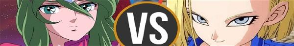 Batalhas Improváveis | Shun de Andrômeda vs Androide 18 (VÍDEO)