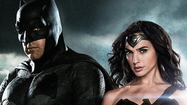 Batman e Diana Prince