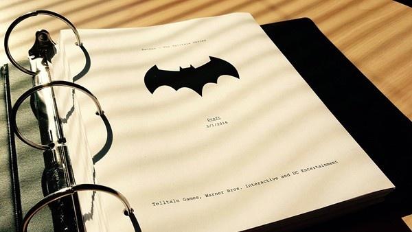 Roteiro de Batman: The Telltale Series