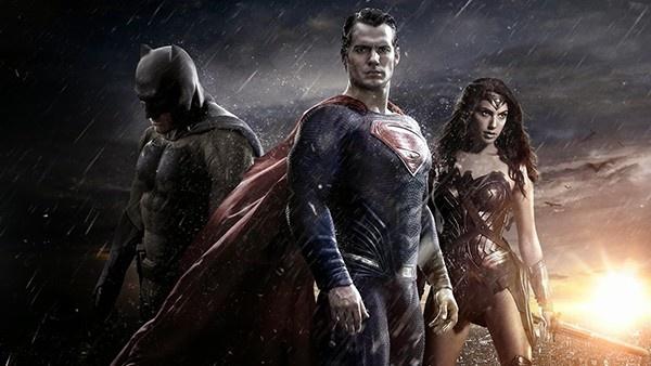 Batman, Superman e Mulher-Maravilha