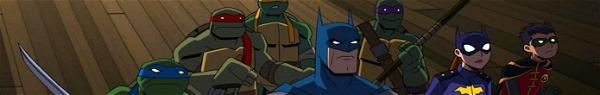 Batman vs. Tartarugas Ninjas | Crossover entre os heróis ganha trailer!