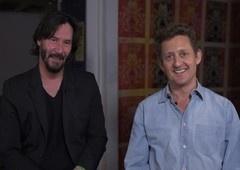 Bill e Ted 3 | Alex Winter divulga primeira imagem dos bastidores do filme!