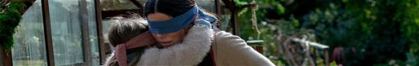 Bird Box:  Netflix faz apelo para fãs não fazerem o 'desafio Bird Box'