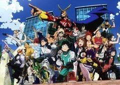 21 personagens principais de Boku no Hero Academia e seus poderes