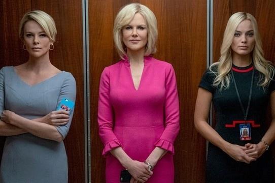Bombshell   Longa com Charlize Theron, Margot Robbie e Nicole Kidman ganha TEASER!