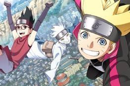 Boruto Naruto Next Generations: Sannin Lendário vai retornar!