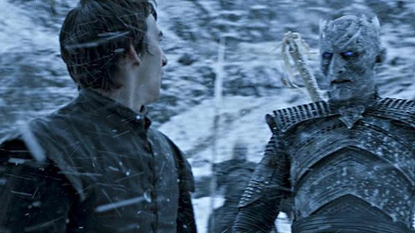 Bran Stark e o Rei da Noite